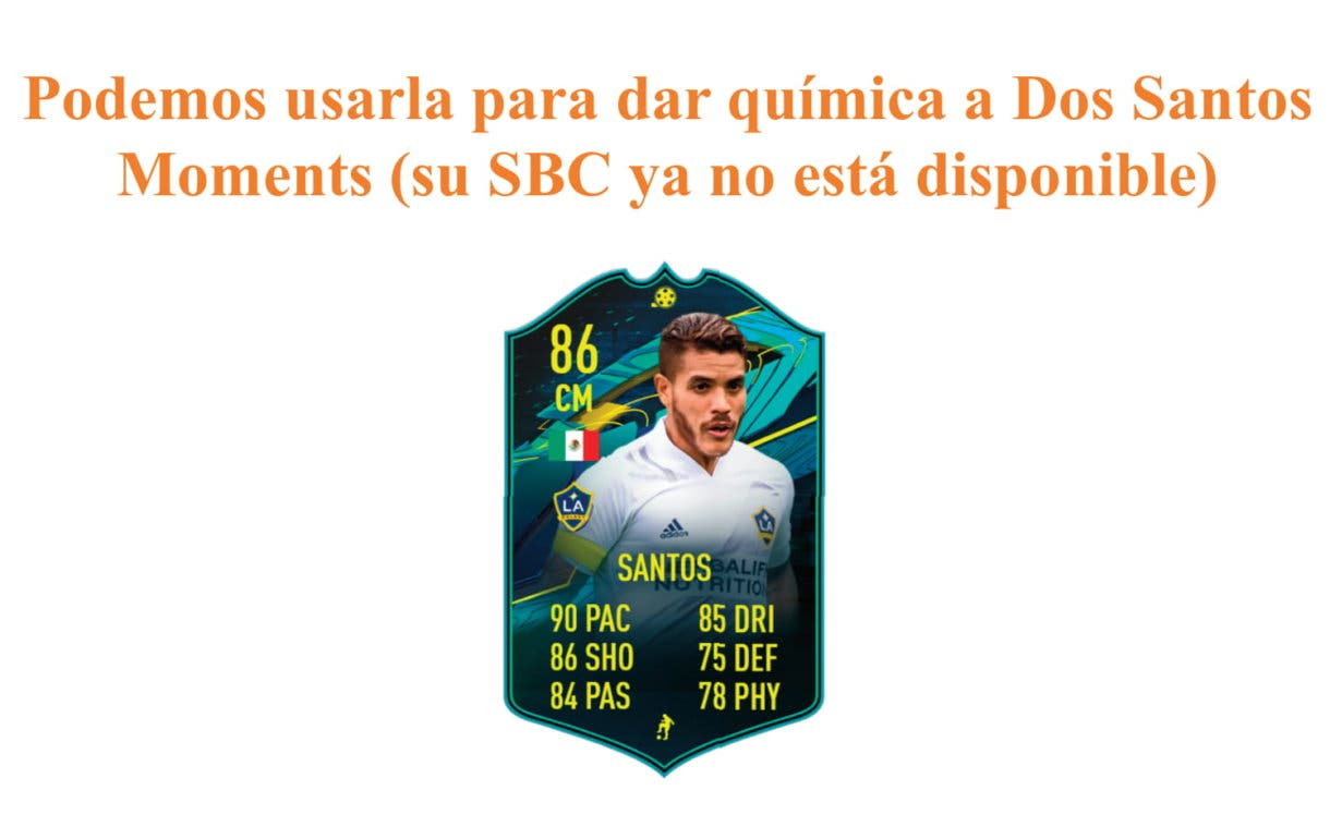 FIFA 21 Ultimate Team Diego Lainez Future Stars link naranja.