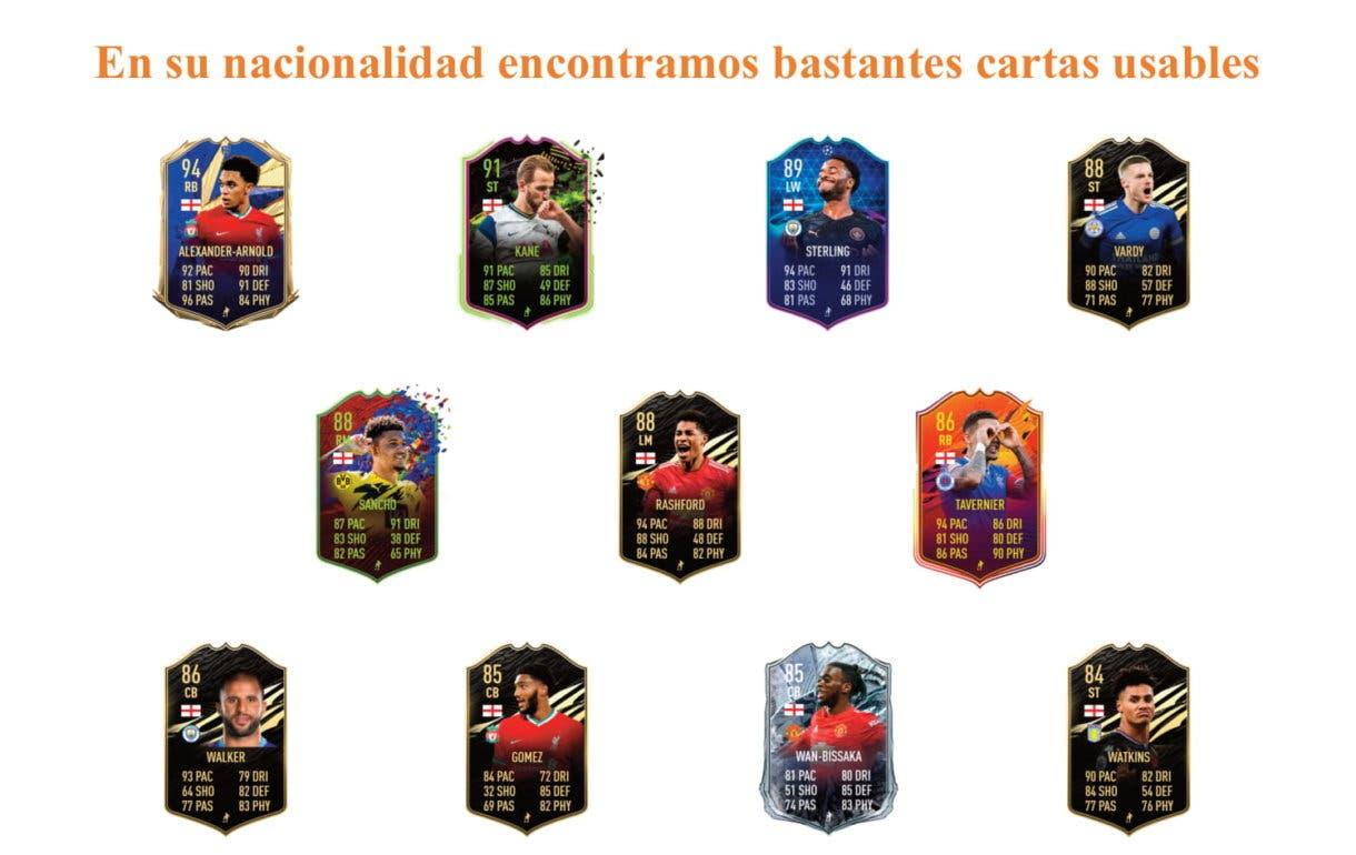 FIFA 21 Ultimate Team Wayne Rooney Fin de Una Era links naranjas