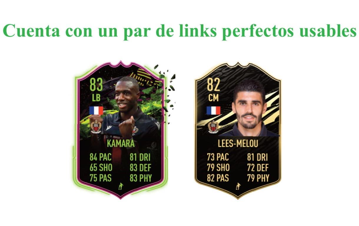 Todibo Future Stars. FIFA 21 Ultimate Team. Links perfectos