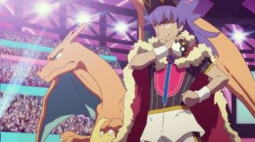 Imagen de Pokémon Masters EX: El evento de Lionel y Charizard ya está disponible