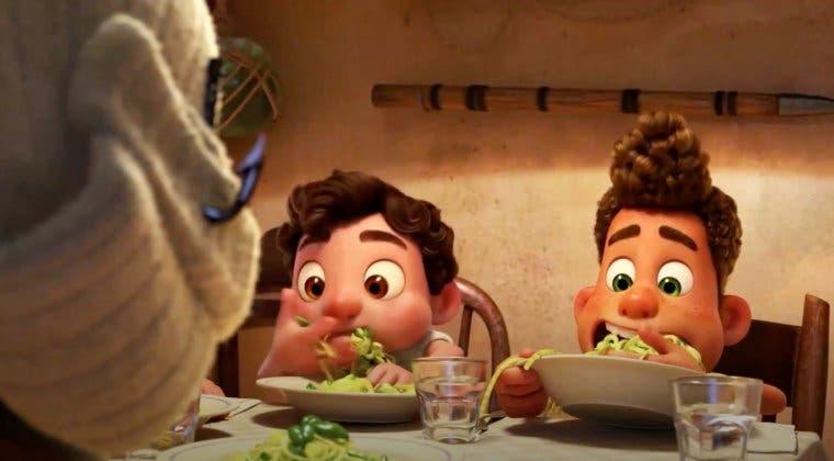 Imagen de Luca: La nueva película de Pixar, se presenta con un veraniego tráiler