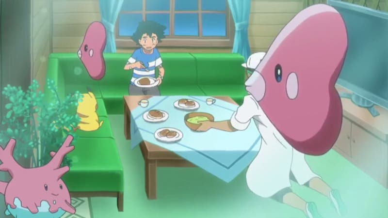 Luvdisc Pokemon