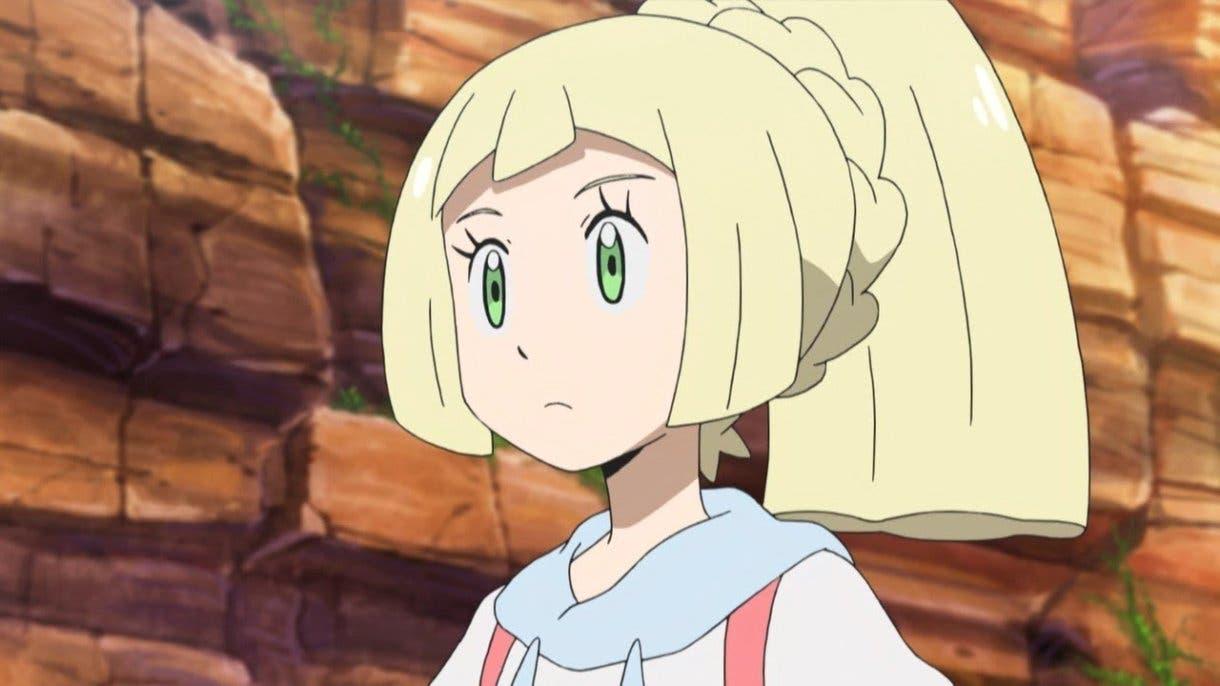 Lylia Pokemon