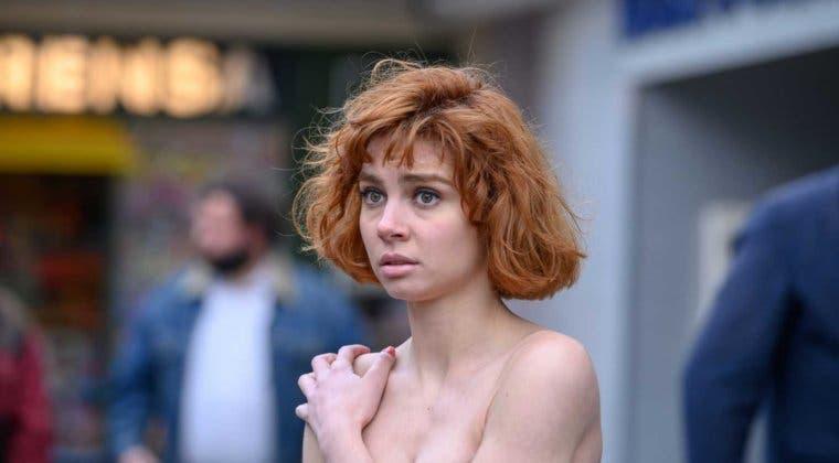 Imagen de Cuéntame cómo pasó: María Alcántara se desnuda en esta erótica sesión fotográfica