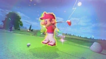 Imagen de Nintendo revela el arte de la carátula de Mario Golf: Super Rush