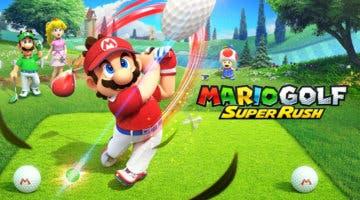 Imagen de Mario Golf: Super Rush anuncia fecha de lanzamiento y primeros detalles con un estimulante tráiler