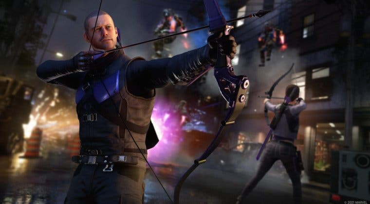 Imagen de Marvel's Avengers: Revelada la fecha de salida de su versión 'next gen' y del DLC de Hawkeye