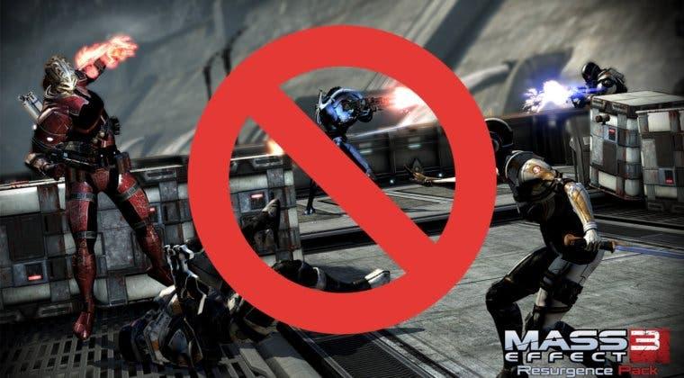 Imagen de Explican por qué el multijugador de Mass Effect 3 no estará en la Mass Effect Legendary Edition