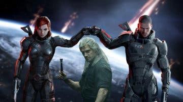 Imagen de ¿Es una buena decisión que Henry Cavill sea Shepard en una serie o película de Mass Effect?