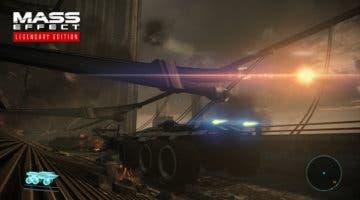 Imagen de Mass Effect: Legendary Edition permitirá utilizar los 'cuestionables' controles originales del Mako