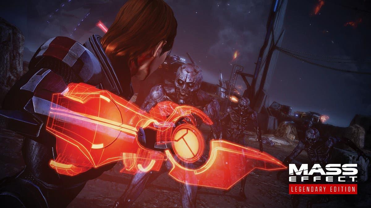 Primeras impresiones de Mass Effect Legendary Edition: un remaster muy  ambicioso