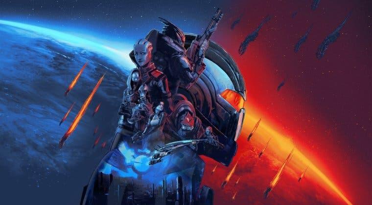 Imagen de Mass Effect: Legendary Edition muestra la mejoría gráfica en un nuevo vídeo comparativo