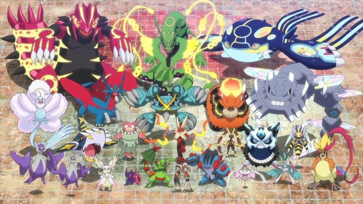 Megaevolucion Hoenn Pokemon
