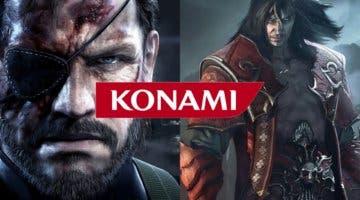 Imagen de Konami planea nuevos Metal Gear Solid y Castlevania desarrollados por terceros (rumor)