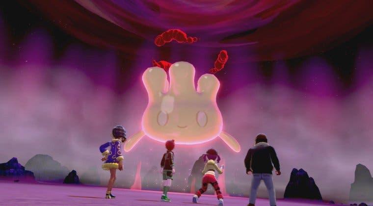 Imagen de Pokémon Espada y Escudo presentan su evento de San Valentín, con Milcery shiny como estrella