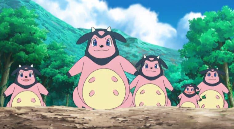 Imagen de Pokémon GO recibirá a una manada de Miltank en unas horas