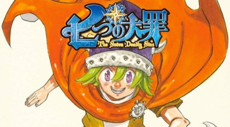 Imagen de Nanatsu no Taizai fecha la publicación del volumen 1 de su manga secuela: Mokushiroku no Yonkishi