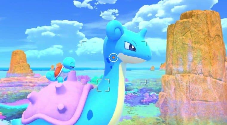 Imagen de New Pokémon Snap reaparece en un nuevo gameplay y presenta novedades