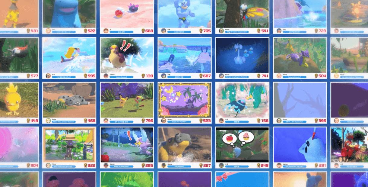 new pokemon snap min