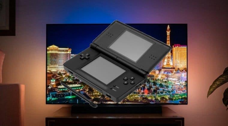 Imagen de Descubren la posibilidad de conectar Nintendo DS Lite a la televisión y lo hacen posible