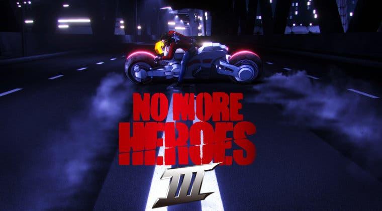 Imagen de Grasshopper Manufacture anuncia la fecha de salida de  No More Heroes 3