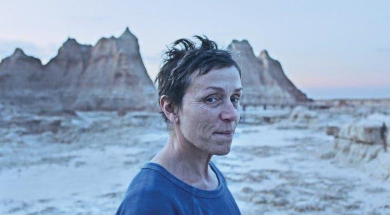 Imagen de Nuevo tráiler de Nomadland, la nueva película de Frances McDormand, que apunta muy alto