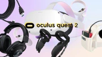 Imagen de Auriculares, cables, fundas y más; estos son los mejores accesorios para sacar todo el provecho a Oculus Quest 2