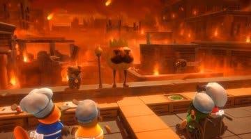 Imagen de Overcooked! All You Can Eat anuncia su fecha de lanzamiento para PS4, Xbox One, Switch y PC