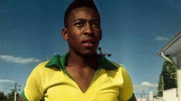 Imagen de Pelé, el documental de Netflix para conocer a la leyenda brasileña
