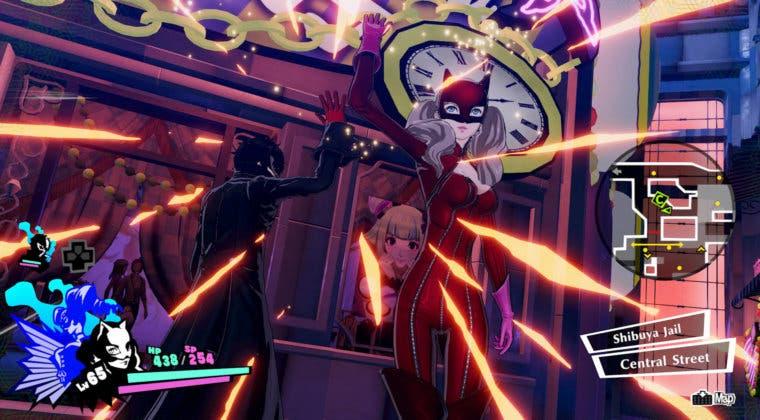 Imagen de Persona 5 Strikers presenta su tráiler de lanzamiento