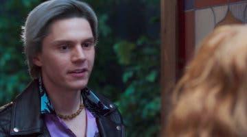 Imagen de La razón por la que a Evan Peters le parece 'hilarante' su cameo en Bruja Escarlata y Visión