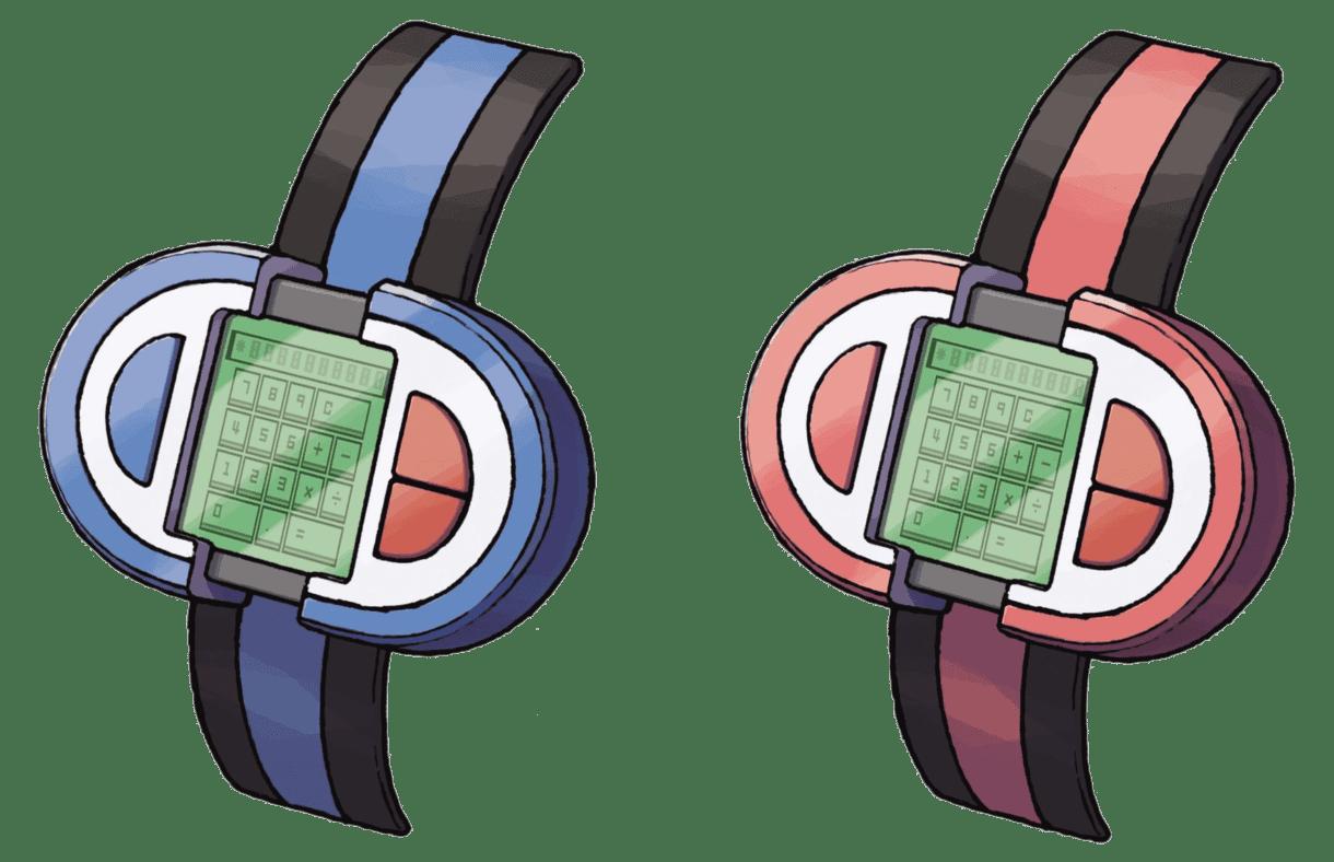 Poke Reloj Pokemon Platino