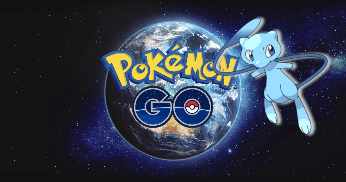 Pokemon GO Mew shiny