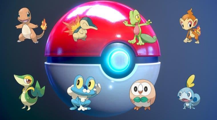 Imagen de Vota por el mejor Pokémon inicial de la historia de la saga