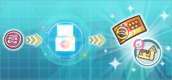 Pokemon Masters EX Caja Busqueda Mewtwo