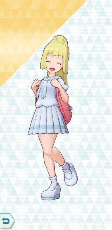 Pokemon Masters Lylia