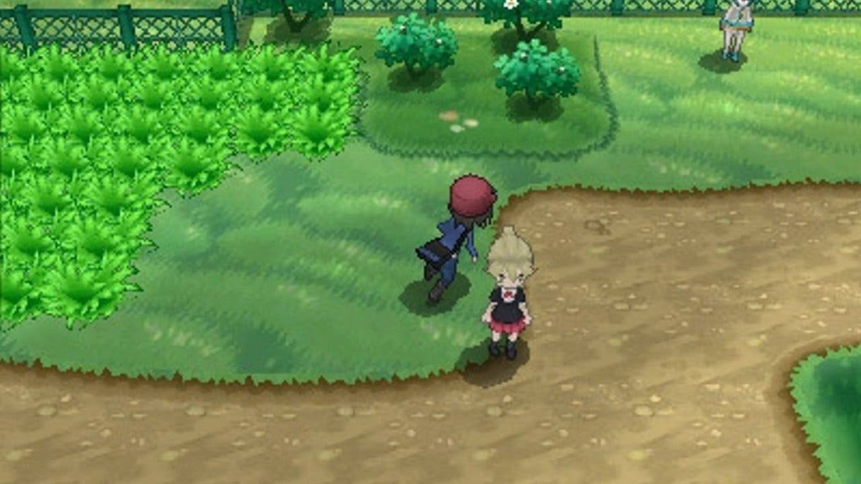 Pokemon X Y ingame