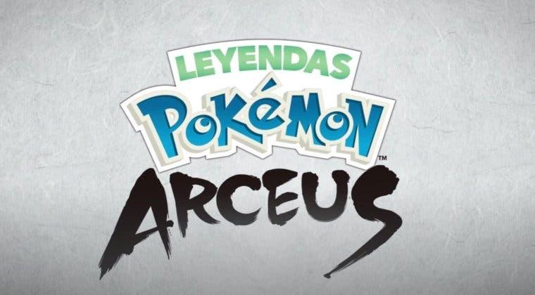 Imagen de Pokémon da el salto al mundo abierto medieval con Leyendas Pokémon: Arceus