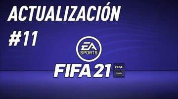 Imagen de FIFA 21: estas son las novedades de la actualización #11
