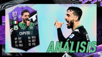 Imagen de FIFA 21: análisis de Caputo What If, la nueva carta gratuita de Ultimate Team