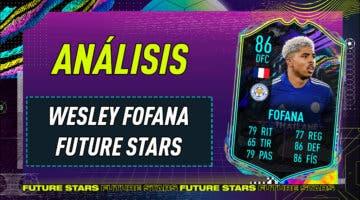 Imagen de FIFA 21: análisis de Fofana Future Stars, la nueva carta gratuita. ¿Es el DFC que la Premier League necesitaba?