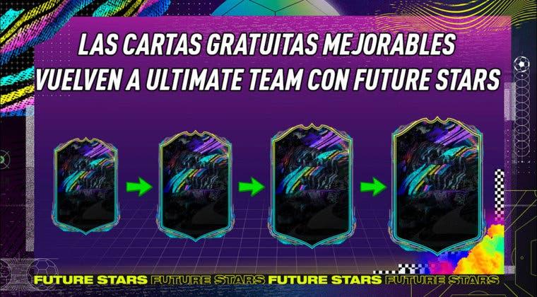 Imagen de FIFA 21: las cartas mejorables (y probablemente gratuitas) regresarán a Ultimate Team en Future Stars