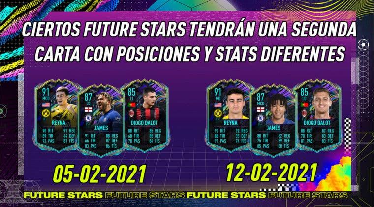 Imagen de FIFA 21: por primera vez en Ultimate Team, ciertos jugadores recibirán dos cartas transferibles distintas en el mismo evento