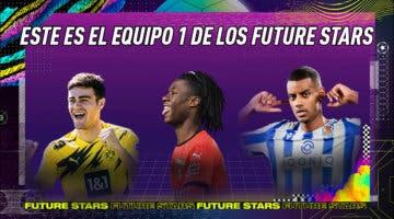 Imagen de FIFA 21: primer equipo Future Stars + Tonali Moments gratuito