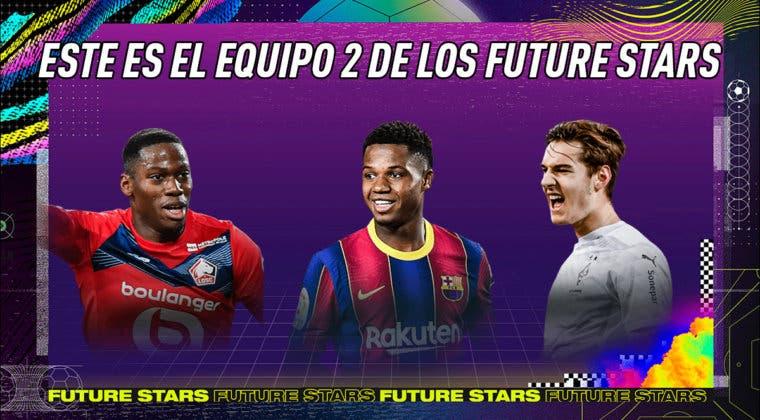Imagen de FIFA 21: este es el segundo equipo Future Stars + Reinier gratuito mejorable