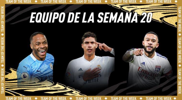 Imagen de FIFA 21: este es el Equipo de la Semana (TOTW 20)