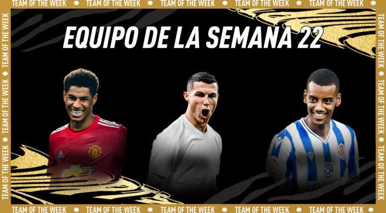 Imagen de FIFA 21: Cristiano Ronaldo y Rashford lideran el Equipo de la Semana (TOTW) 22