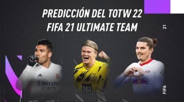 Imagen de FIFA 21: predicción del Equipo de la Semana (TOTW) 22