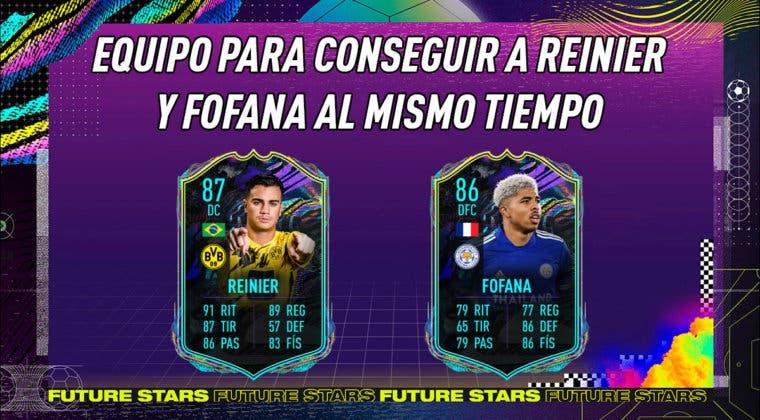 Imagen de FIFA 21: supera los objetivos de Fofana y Reinier Future Stars al mismo tiempo con esta plantilla barata