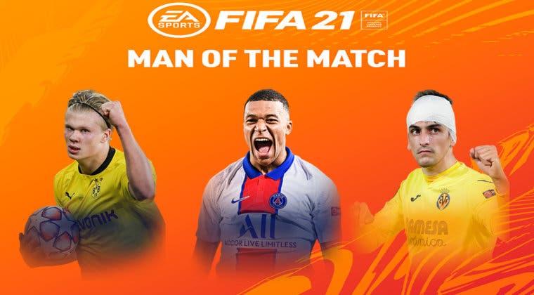 Imagen de FIFA 21: Mbappé lidera la nueva tanda de MOTM europeos (Champions + Europa League)